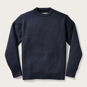 Filson Crew Neck Guide Sweater. Brand New X-Large
